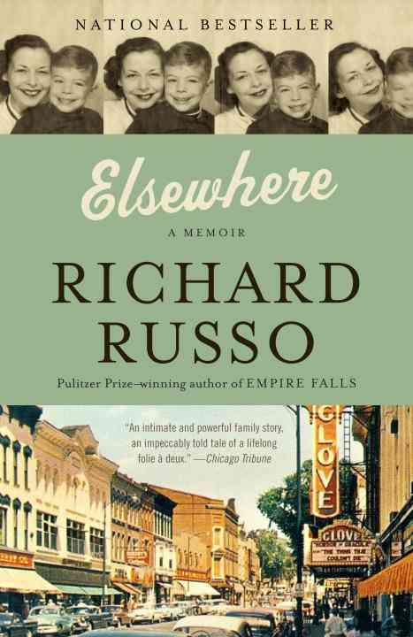 Elsewhere By Russo, Richard