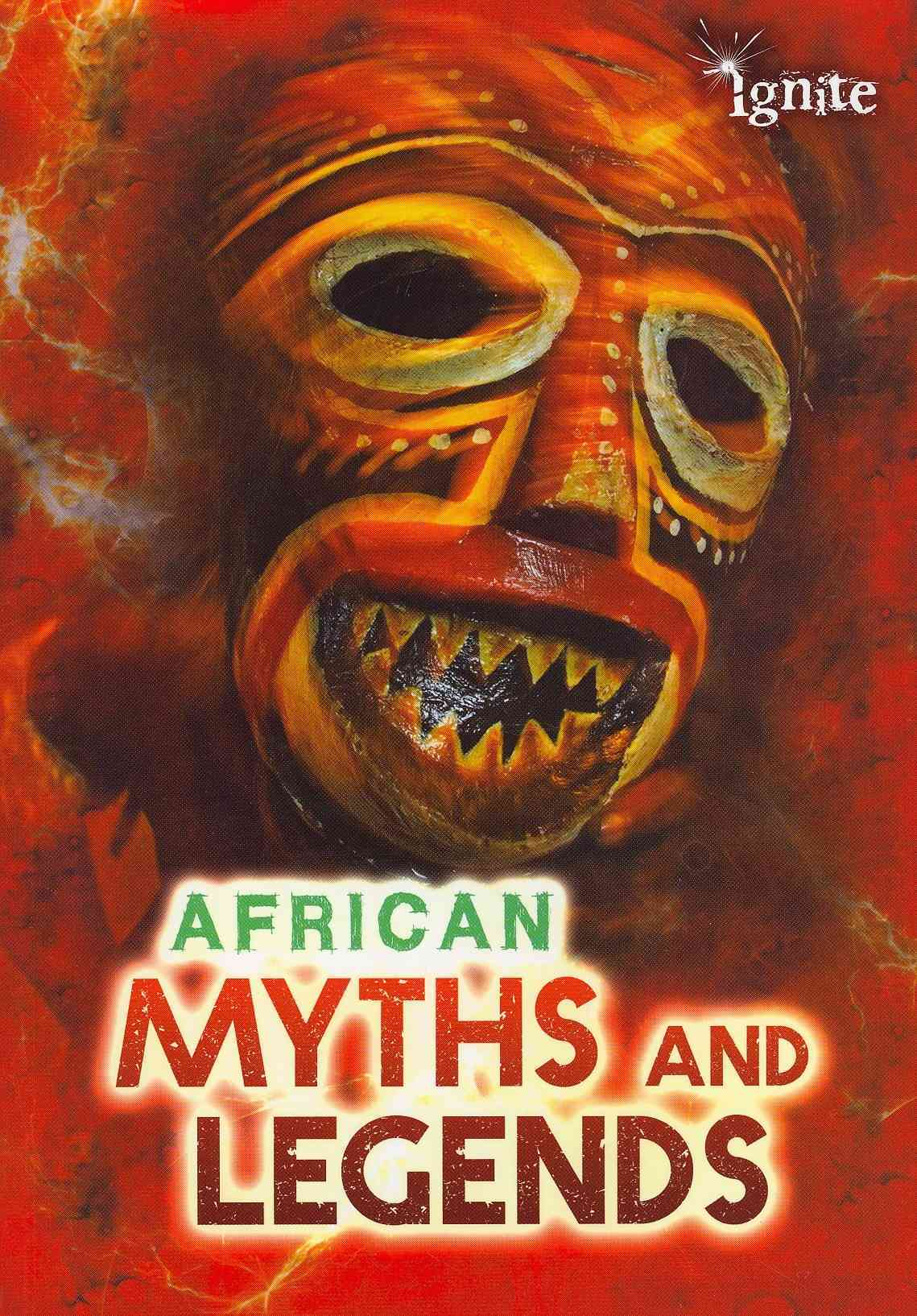 African Myths and Legends By Chambers, Catherine